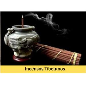 Incensos Tibetanos