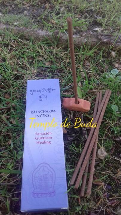 KalachakraCura Incenso Tibetano