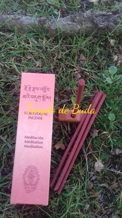 VajraYogini Meditação Incenso Tibetano