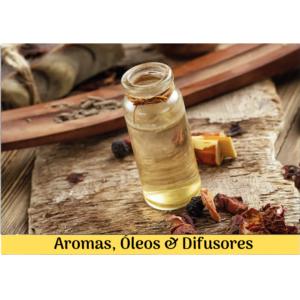Aromas, Óleos & Difusores