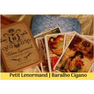 Petit Lenormand | Baralho Cigano