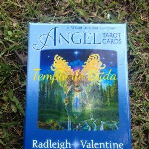 Tarot dos Anjos de Radleigh Valentine & Dorren Virtue