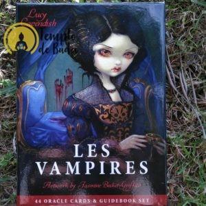 Óraculo Os Vampiros de Lucy Cavendish em Inglês