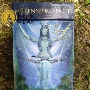 Tarot Millennium Thoth de Renata Lechner em Inglês