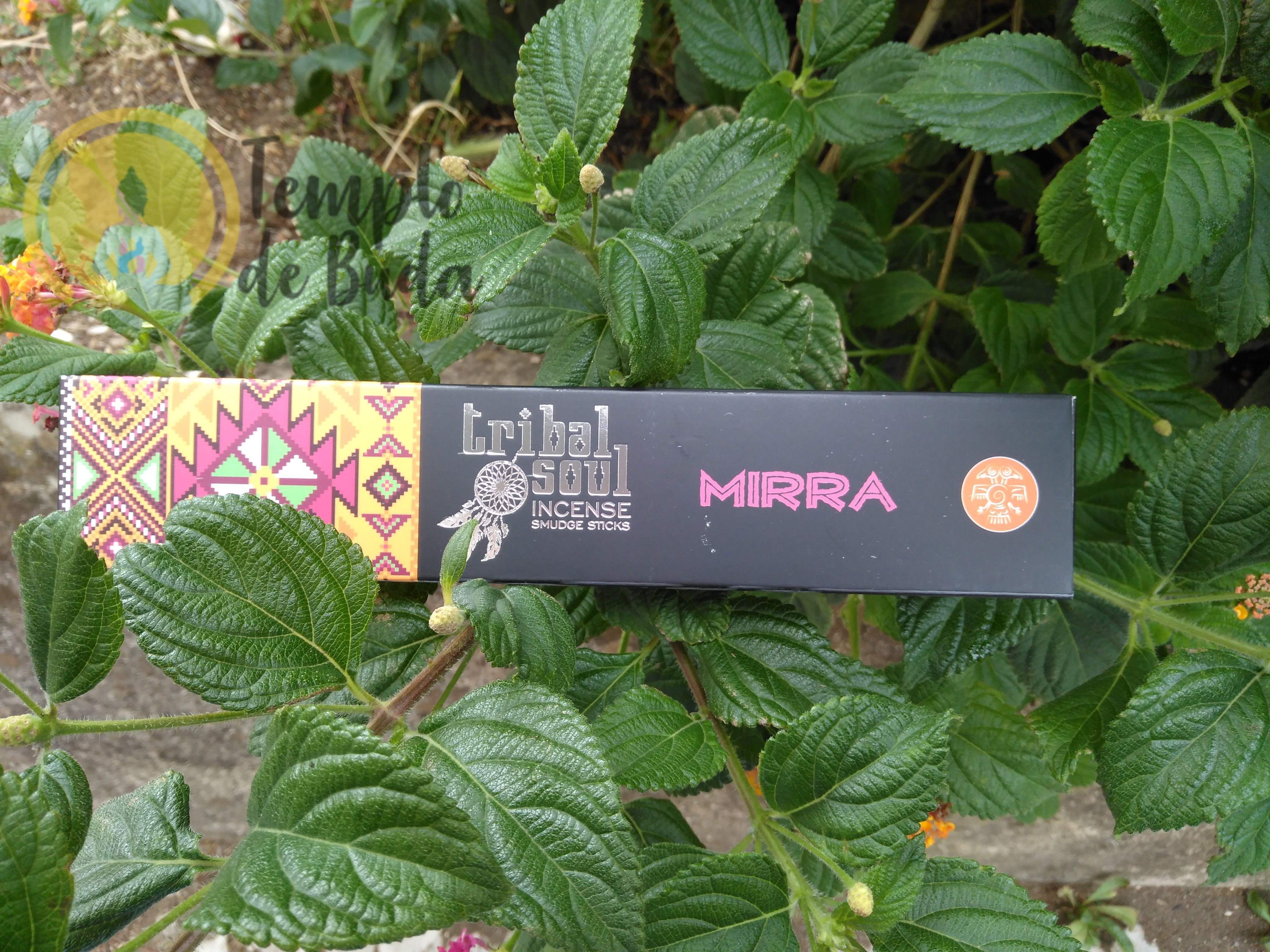 Incenso Indiano Tribal Soul Mirra