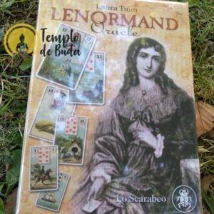 Baralho Cigano Madame Lenormand de Laura Tuan em Inglês