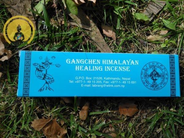 Incenso Tibetano Gangchen Himalayan Cura