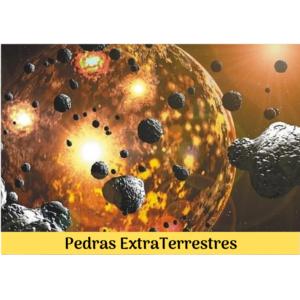 Pedras ExtraTerrestres