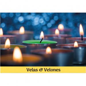 Velas e Velones