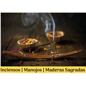 Inciensos | Manojos | Maderas Sagradas
