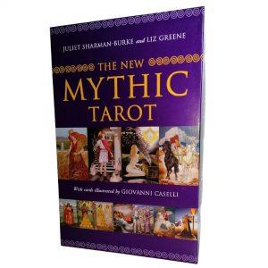 The New Mythic Tarot de Juliet Sharman Burke e Liz Greene em Inglês