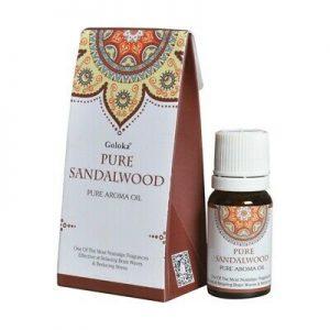 Pure Sandalwood Goloka Óleo Essencial